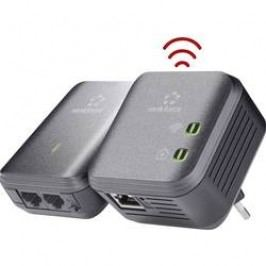 Sada adaptérů Powerline Wi-Fi Renkforce PL500D, 500 MBit/s, Kit