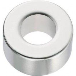 Permanentní magnet, N35M, 10 x 2 mm, kroužkový