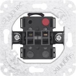 Žaluziový spínač Sygonix SX.11 33597R, bílá