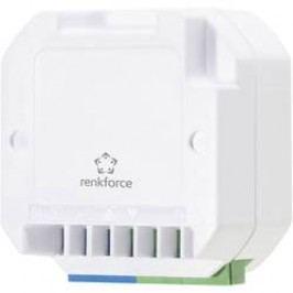 Vestavný bezdrátový ovladač rolet Renkforce RS2W, max. 500 W