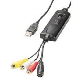 USB převodník videa z analogového do digitálního záznamu, Renkforce GR1 USB 2.0 RF-3912693