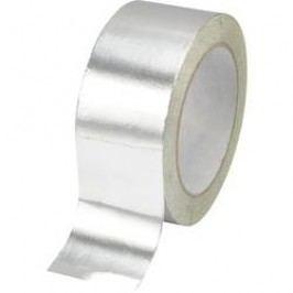 Hliníková lepicí páska Conrad AFT-2550, 50 m x 25 mm