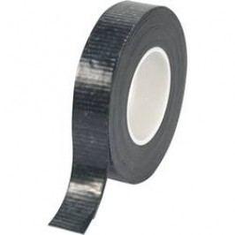 Samosvařovací lepicí páska Toolcraft RT195M-3R, 5 m x 19 mm, 3 ks, černá