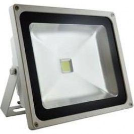 Venkovní LED reflektor DioDor DIO-FL50N-W, 50 W, teplá bílá, bílá