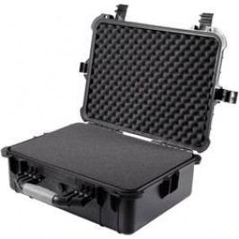 Voděodolný kufr Basetech, (D x Š x V) 500 x 410 x 190 mm, černá