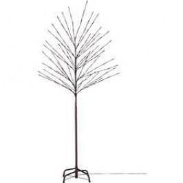 Venkovní LED strom Polarlite PCA-03-001, do sítě, hnědá, teplá bílá