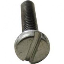 Cylindrické šrouby Toolcraft, DIN 84, ocelové M3, 35 mm, 2000 ks