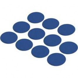 Reflexní lepicí kolečka RTS40-BL, Ø 40, 11 ks, modrá