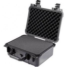 Voděodolný kufr Basetech, (D x Š x V) 350 x 295 x 150 mm, černá