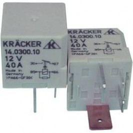 Automobilové relé Kräcker 14.0300.10, 12 V, 70 A, spínací relé světel