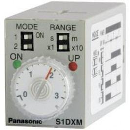 Miniaturní časové relé S1DXM Panasonic, S1DXMM2C10HAC240V-S, 7 A