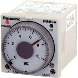 Multifunkční časové relé PM4H Panasonic PM4HAH24SJ, 5 A 250 V/AC , 10 VA