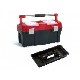 Kufr na nářadí PRACTIC 22 červený PROSPERPLAST PPN22APFI